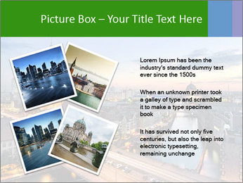 Berlin skyline PowerPoint Template - Slide 23
