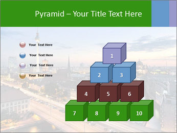 Berlin skyline PowerPoint Template - Slide 31