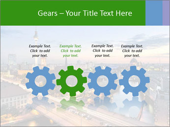 Berlin skyline PowerPoint Template - Slide 48