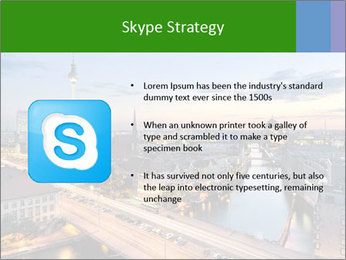 Berlin skyline PowerPoint Templates - Slide 8