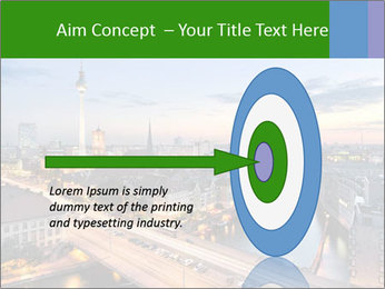 Berlin skyline PowerPoint Template - Slide 83