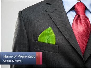 Ecology concept PowerPoint Template