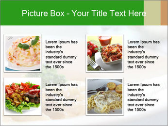Spaghetti Carbonara PowerPoint Templates - Slide 14