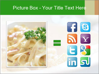 Spaghetti Carbonara PowerPoint Templates - Slide 21