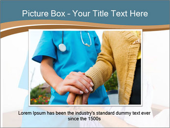 Happy nurses keeping good mood PowerPoint Templates - Slide 15