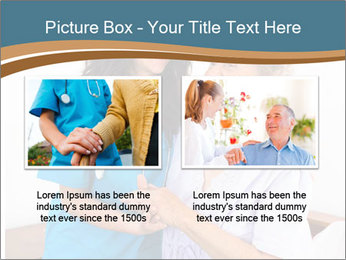 Happy nurses keeping good mood PowerPoint Templates - Slide 18