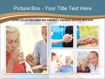 Happy nurses keeping good mood PowerPoint Templates - Slide 19