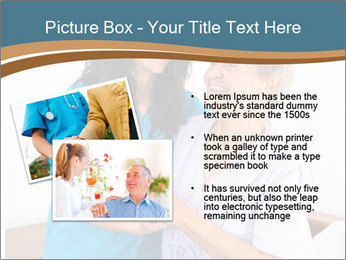 Happy nurses keeping good mood PowerPoint Templates - Slide 20