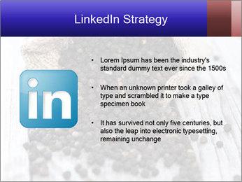 Fresh Black Pepper PowerPoint Template - Slide 12