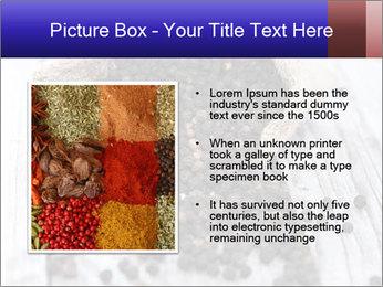Fresh Black Pepper PowerPoint Template - Slide 13