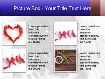 Fresh Black Pepper PowerPoint Template - Slide 14