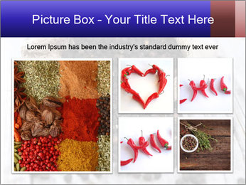 Fresh Black Pepper PowerPoint Template - Slide 19