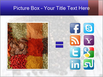 Fresh Black Pepper PowerPoint Template - Slide 21