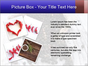 Fresh Black Pepper PowerPoint Template - Slide 23