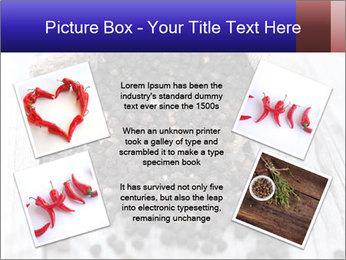 Fresh Black Pepper PowerPoint Template - Slide 24