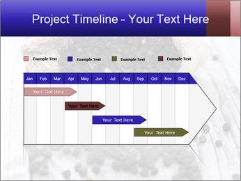 Fresh Black Pepper PowerPoint Template - Slide 25