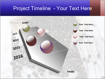 Fresh Black Pepper PowerPoint Templates - Slide 26