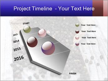 Fresh Black Pepper PowerPoint Template - Slide 26