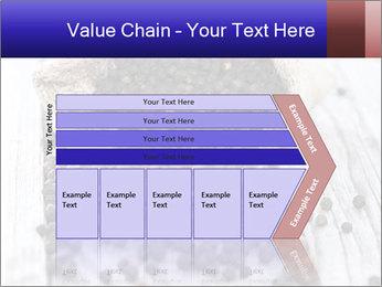 Fresh Black Pepper PowerPoint Template - Slide 27