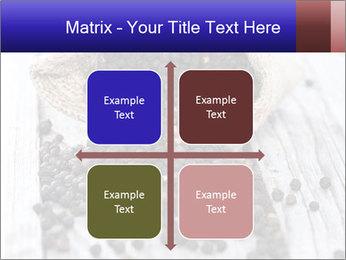 Fresh Black Pepper PowerPoint Template - Slide 37