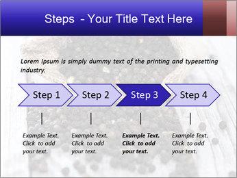 Fresh Black Pepper PowerPoint Template - Slide 4