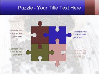 Fresh Black Pepper PowerPoint Template - Slide 43