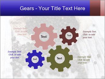 Fresh Black Pepper PowerPoint Template - Slide 47