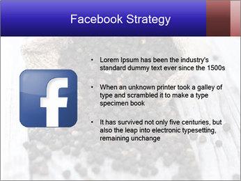 Fresh Black Pepper PowerPoint Template - Slide 6