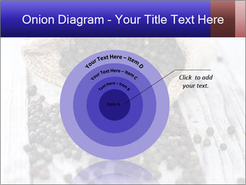 Fresh Black Pepper PowerPoint Template - Slide 61