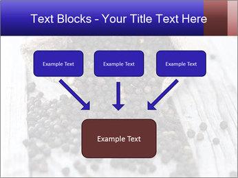 Fresh Black Pepper PowerPoint Template - Slide 70