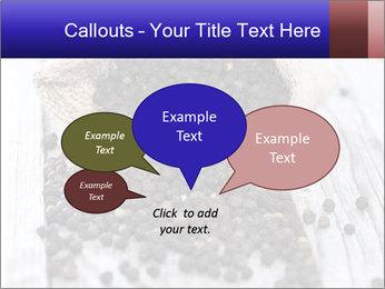 Fresh Black Pepper PowerPoint Template - Slide 73