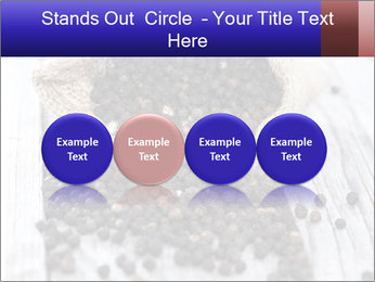Fresh Black Pepper PowerPoint Template - Slide 76