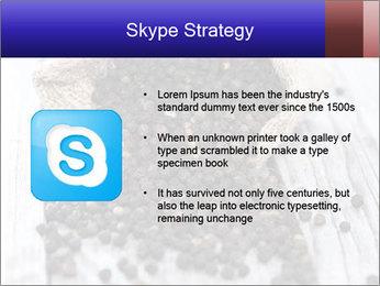 Fresh Black Pepper PowerPoint Template - Slide 8