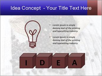 Fresh Black Pepper PowerPoint Template - Slide 80