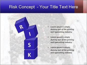 Fresh Black Pepper PowerPoint Template - Slide 81