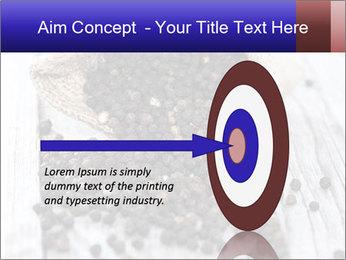 Fresh Black Pepper PowerPoint Template - Slide 83