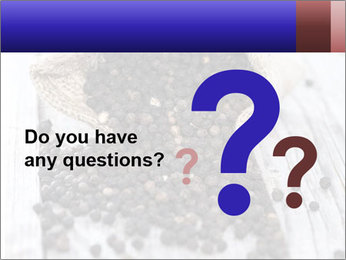 Fresh Black Pepper PowerPoint Template - Slide 96