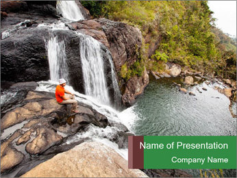 National Park, Sri Lanka PowerPoint Template - Slide 1