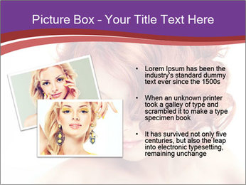 A girl hesitates PowerPoint Template - Slide 20