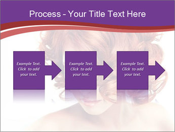 A girl hesitates PowerPoint Template - Slide 88