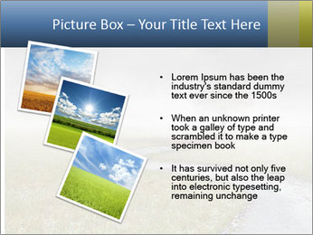Beautiful landscape with a isolated tree PowerPoint Templates - Slide 17