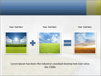 Beautiful landscape with a isolated tree PowerPoint Templates - Slide 22