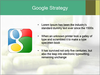 Herb capsule spilling PowerPoint Templates - Slide 10