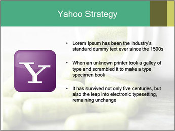 Herb capsule spilling PowerPoint Templates - Slide 11