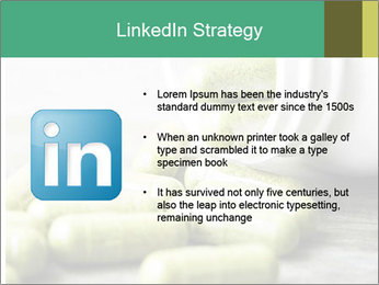 Herb capsule spilling PowerPoint Templates - Slide 12