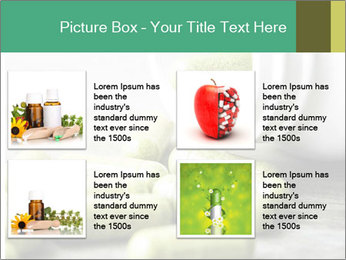 Herb capsule spilling PowerPoint Templates - Slide 14