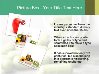 Herb capsule spilling PowerPoint Templates - Slide 17