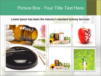 Herb capsule spilling PowerPoint Templates - Slide 19