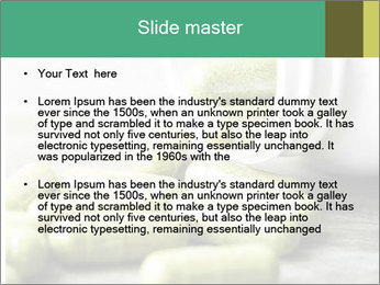Herb capsule spilling PowerPoint Templates - Slide 2