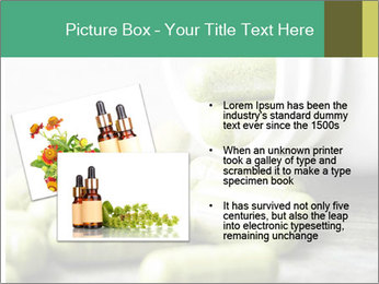Herb capsule spilling PowerPoint Templates - Slide 20
